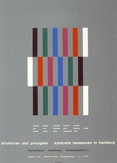 Almir Mavignier – Cartazes, 1957-2008 – Acervo Museu de Arte Moderna de São Paulo #poster