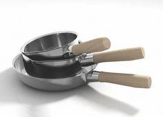 naoto fukasawa: shiba for alessi #cookware #japanese #alessi #kitchen #pan