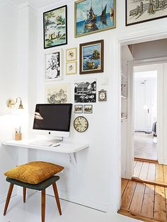 #interior #desk #workspace