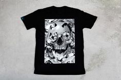 SURU x James Jean Bone Tee #james #skull #jean