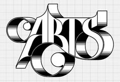 All sizes | Computer Arts Projects | Flickr - Photo Sharing! #lettering #logo #pettis #type #jeremy #typography
