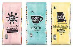 Bach Espresso branding by COATS DESIGN branding