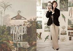 Swanfield Muse Project: Inspirierende und kreative Frauen in Kleidung von Swanfield