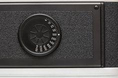 Leica ISO Dial