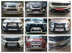 Mahindra XUV 500 Front Guard, XUV 500 Front Guard New Delhi, Naraina