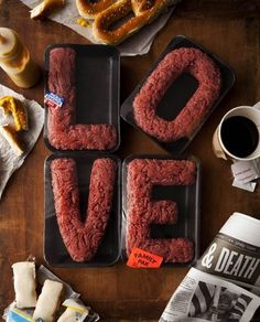 LOVE « Meat America #dominic #meat #episcopo #america #love