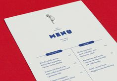 Popote's #menu #layout