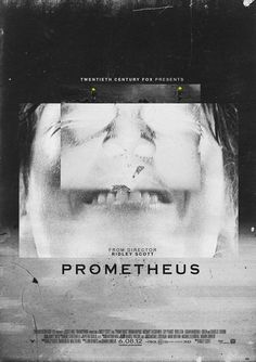 RIDLEY SCOTT'S #poster #midnight #prometheus