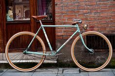 Chiossi Cycles Gloria #frame #paolo #classic #bicykle #bike #chiossi