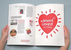 Best Awards Strategy Design and Advertising. / Camper #typography #layout #book