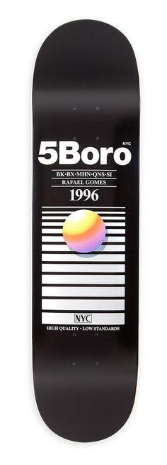 5B VHS Series Rafael Gomes