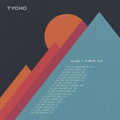 10525809_10152927217570520_1888263937204413600_n #tycho #print #design #graphic #poster
