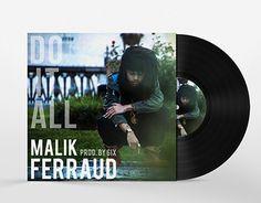 Do It All - Malik Ferraud Album Artwork by Matt Hodin