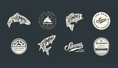 Simms Fishing Apparel Design by Kevin Kroneberger
