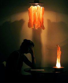 Undulae Lights by Taeg Nishimoto - lights, lamp, lighting #design, #lighting