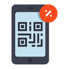 See more icon inspiration related to scan, QR, ui, commerce and shopping, qr code, touch screen, bar code, mobile phone, communications, smartphone, shop, shopping, cellphone, mobile and technology on Flaticon.