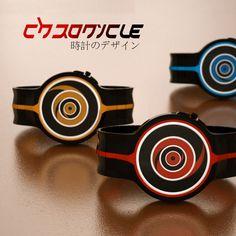 Chronicle Analogue Ninja Watch