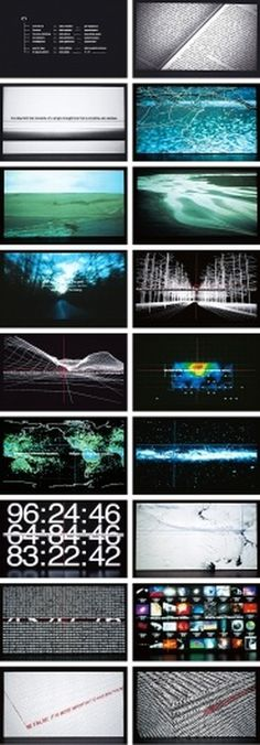 ryoji ikeda |C⁴I #concert #audiovisual