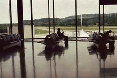 Airports : Trevor Triano #photography #airport #windows