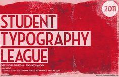 Type Club Poster #clup #dodaro #jen #type #typography