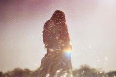 Photography by Li Hui (6) #rainbow #person #photography #light