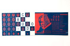 Ciclo de Cine David Cronenberg on Behance