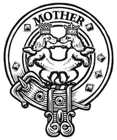 Crest logo example: 3raekay6jppcq7eozbmw.jpeg (300×360) #crest #kiss