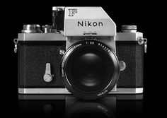 Nikon SLR #design #vintage #industrial #retro #photography