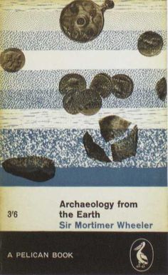 Penguin Books - Archaeology From the Earth #covers