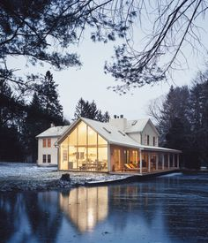 An open house on nature #inspiration #nature #architecture #house