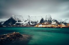 Gorgeous Travel Landscapes by Brian Matiash