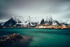 Gorgeous Travel Landscapes by Brian Matiash