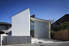 House in Momoyamadai by NRM Architects Office