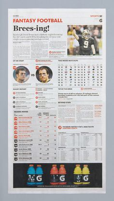 Sports/Football #newspaper