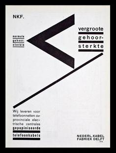 Strike Stroke | Emmanuel Rey, type archives #history #zwart #poster #piet