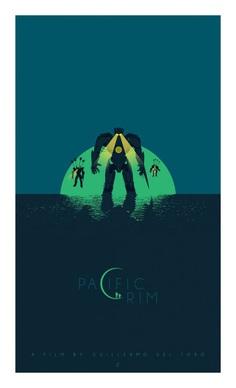 Pacific Rim // Jaeger by BarbarianFactory