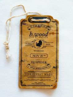Tumblr #design #tag #vintage #typography