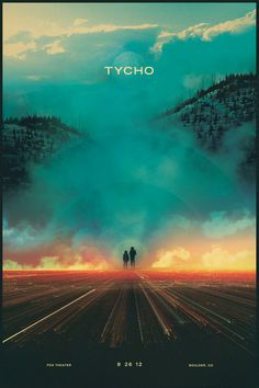 Best Tycho Poster Posters Boulder Iso50 images on Designspiration