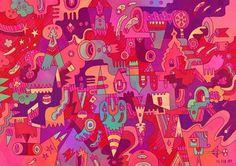 Google Image Result for http://www.c8six.com/files/gimgs/36_16.jpg #pink #illustration #doodle #february