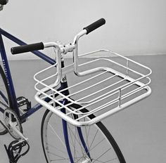 Bike Porter « Copenhagen Parts #bicycle #basket #bike rack