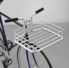 Bike Porter « Copenhagen Parts #bicycle #basket #bike rack