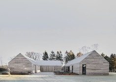 The Farmhouse Reinvented - Casa Ry by Christoffersen & Weiling Architects