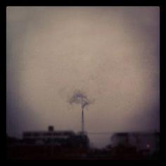 Instagram #pollution