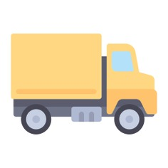 See more icon inspiration related to transport, delivery, vehicle, deliver, cargo truck and trucking on Flaticon.