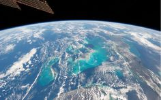 26 Amazing Photographs From Space 2.jpg (600×375) #ocean #from #space #earth #blue