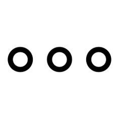 See more icon inspiration related to more, three dots, mark, ellipsis, punctuation, shapes and interface on Flaticon.