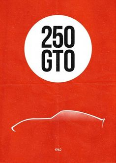 Tumblr #design #car #vintage #poster