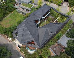 Korean Design Placed in a Contemporary Context: Ga On Jai Expo Town Project