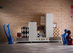 World full of color - Lola Glamour, www.homeworlddesign.com (15) #spain #handmade
