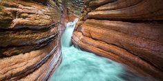 Pia Steen #water #rocks #nature #mountains #stream